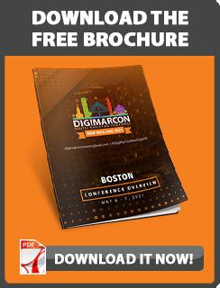 Download DigiMarCon New England 2021 Brochure